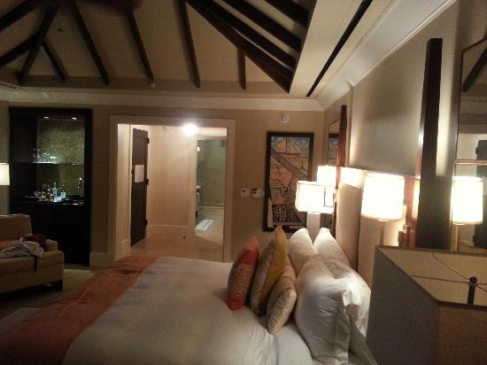 The St. Regis Bahia Beach Resort, Puerto Rico: Great room