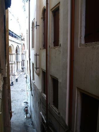 Relais Venezia: vista desde la habitación