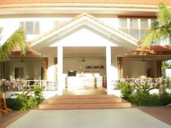 Armonia Village Resort and Spa: ristorante
