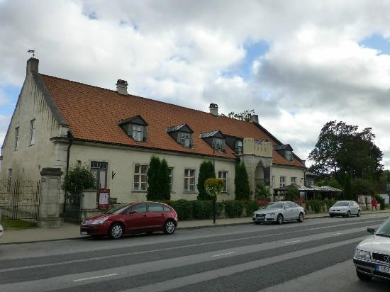 Arensburg Boutique Hotel & Spa : Outside