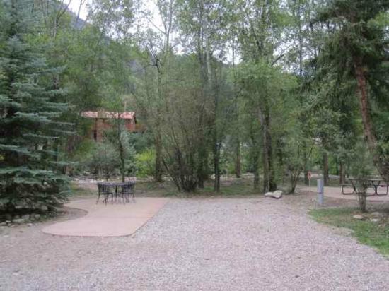 BRB Crystal River Resort : Camp site