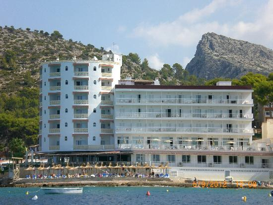 Sant Elm, Spanien: hotel dal mare