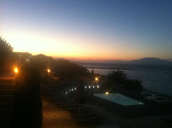 Tsamis Zante: Sunset