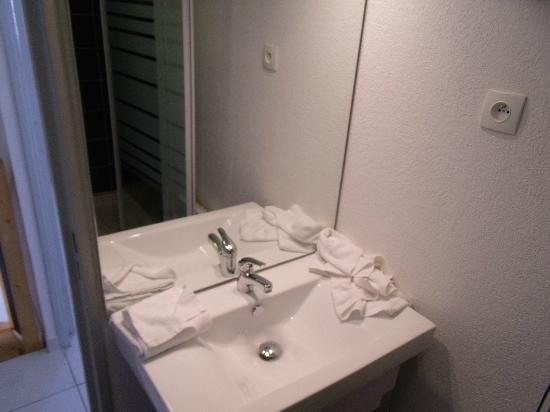 Résidence Cap Med : Bathroom
