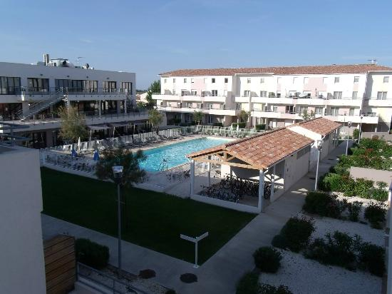 Résidence Cap Med : Pool