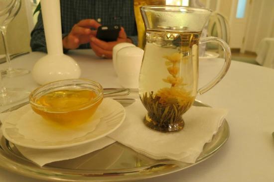 Vedensky Hotel: Harmony tea at the restaurant in hotel