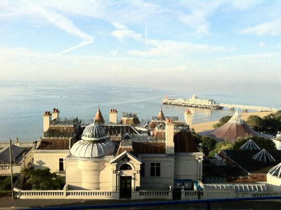 Marsham Court Hotel: View from balcony of room 827
