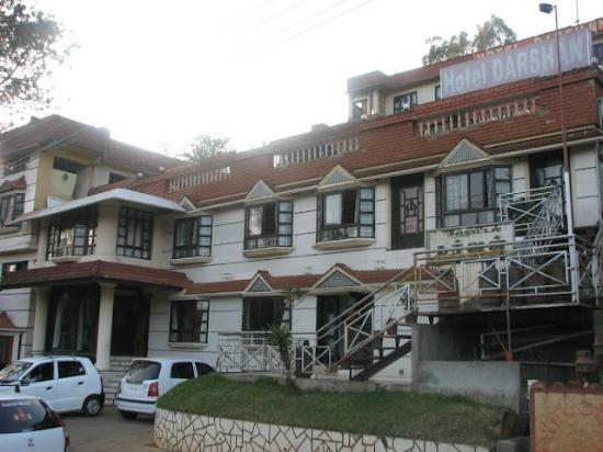 Hotel Darshan Ooty: Front view
