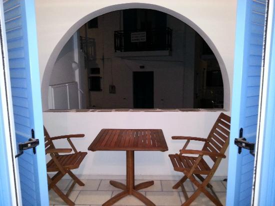 Antony Suites & Residences: Terrazzino