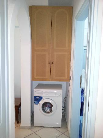 Antony Suites & Residences: Angolo lavanderia