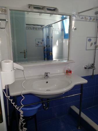 Antony Suites & Residences: Bagno