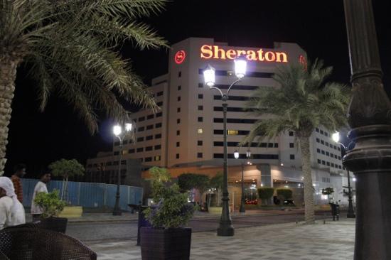D Exhibition Jbr : Taken at foot of jbr walk picture sheraton jumeirah