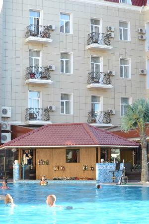 Ukraine Palace Hotel: 11