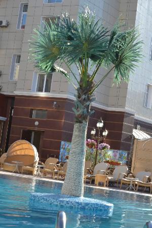 Ukraine Palace Hotel: 5