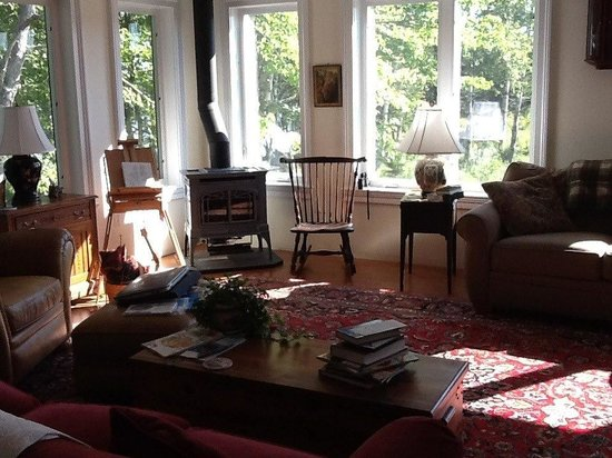 Whiting Bay Bed and Breakfast: Sitting Room