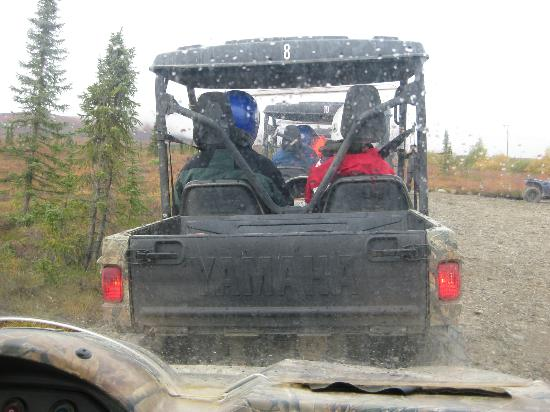 Side By Side Atv Picture Of Denali Atv Adventures