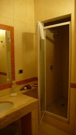 Bovio Suite Hotel : bagno