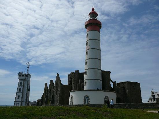 pointe Saint-Mathieu: Faro di Pointe Saint Mathieu