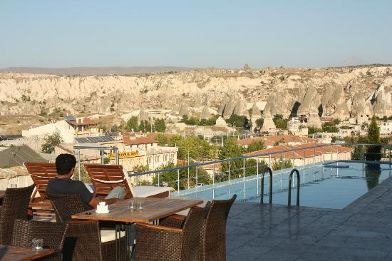 Doors Of Cappadocia Hotel: Pool area