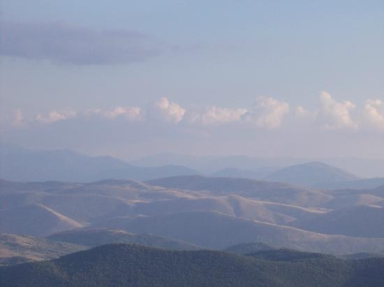 Parco Nazionale del Gran Sasso e Monti della Laga: parco del gran sasso - cielo e nuvole 1