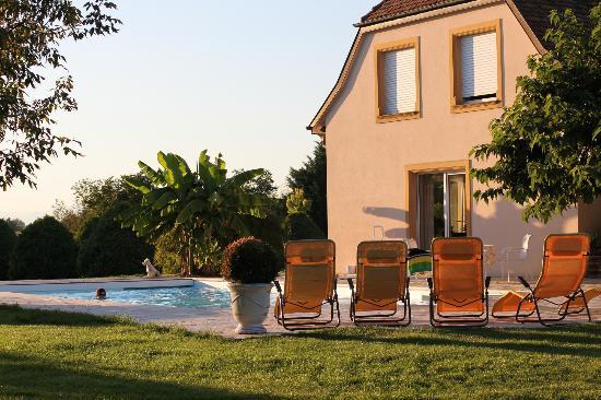 Domaine Thierhurst: Pool