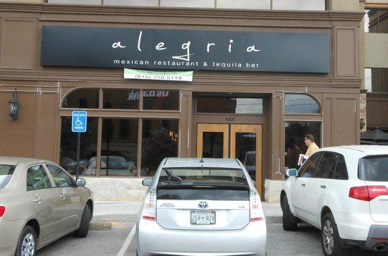 Alegria Mexican Restaurant Chicago