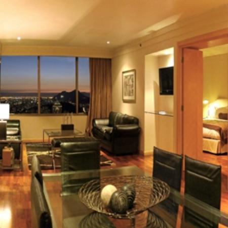 Suite premium deluxe 85 metros con living comedor ba o - Boulevard suites santiago ...