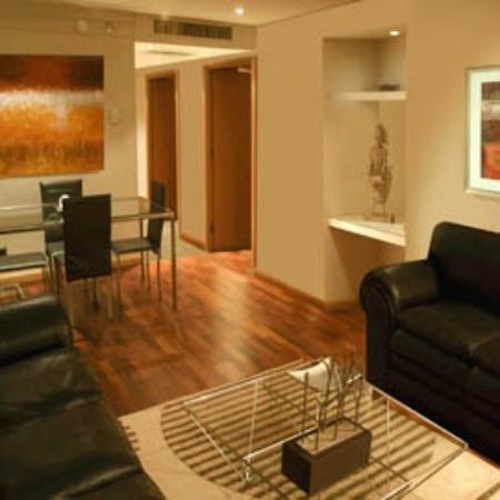 Boulevard Suites: Vista Living Suite Executive.