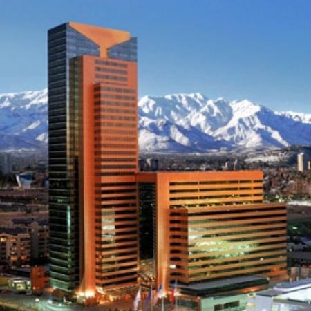 Boulevard Suites: Vista Invernal Torre principal.