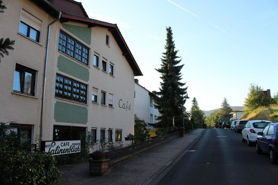 Hotel salinenblick