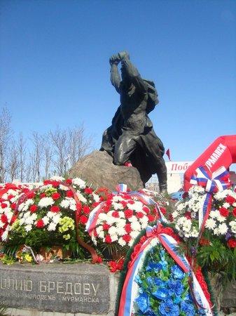 Anatoly Bredov Monument