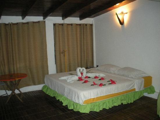 Posada Galapagos: ...la nostra camera...
