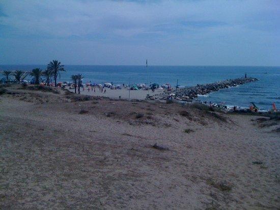 Puerto Cabopino Beach and Marina: Playa de Cabopino