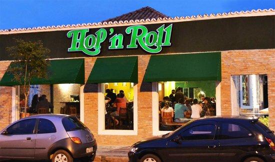 Hop 'n Roll
