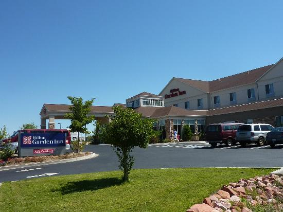 Hilton Garden Inn Colorado Springs Airport : Hotel