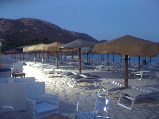 Spiaggia di Tuerredda : Poseidon