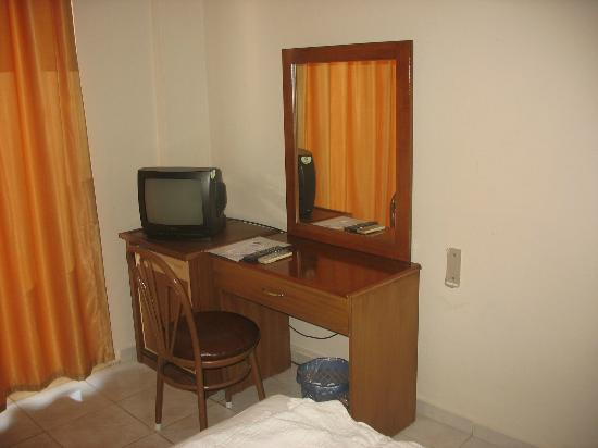 Side Sedef Hotel: room