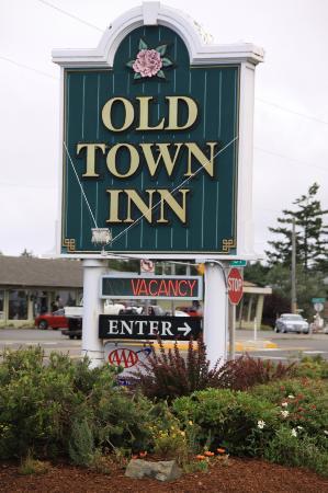 Old Town Inn: Extérieur Motel