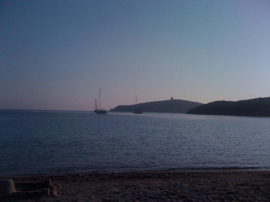 Spiaggia di Tuerredda : Mare
