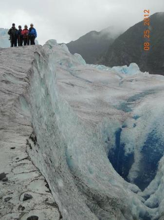Above & Beyond Alaska: Mendenhall Glacier - fantastic!!