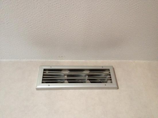 Mercure Mulhouse Centre: la pulizia del condizionatore d'aria!!!!