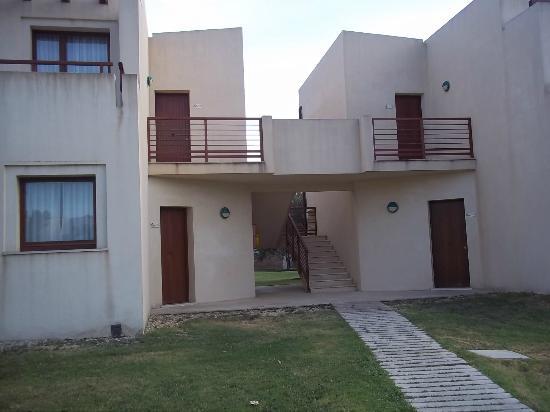 VOI Arenella resort: Prospetto palazzina