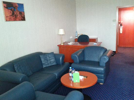 Holiday Inn Moscow Vinogradovo : Dining area