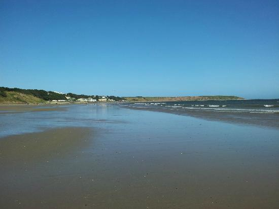 Filey beach.... don't miss it!