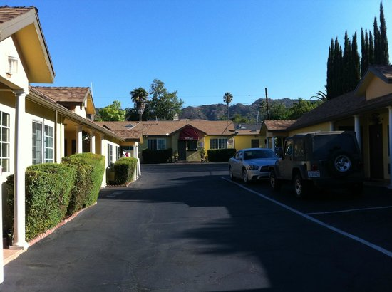Rose Bowl Motel: le motel