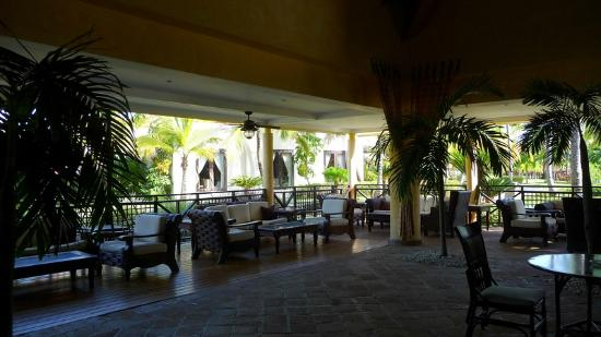 Punta Cana Princess All Suites Resort & Spa: Lobby Sitting Area