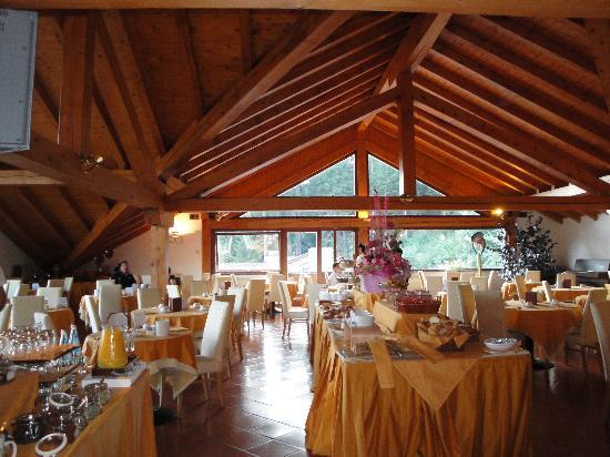 Luna Wellness Hotel: Sala ristorante
