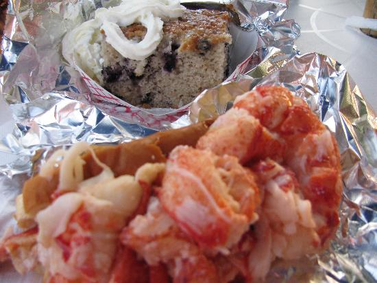 Red's Eats: lip-smacking good!