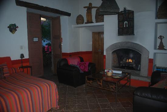 Hotel Casa Encantada: Grand Sala