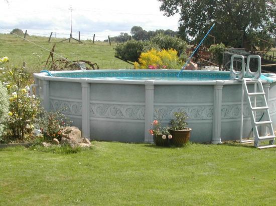 Le Jardin: Pool